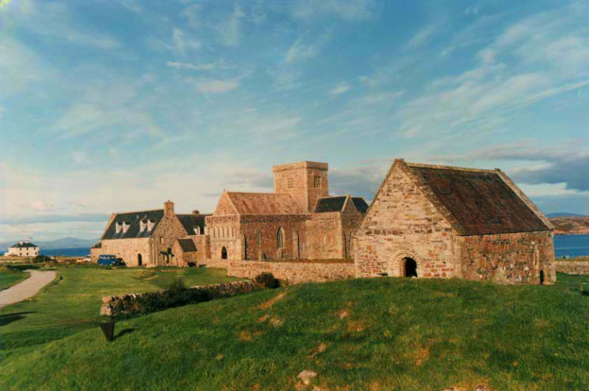 CELTIC CONNECTIONS IONA ABBEY